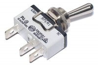 POWER TOGGLE SWITCH SPDT ON/ON