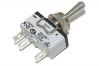 POWER TOGGLE SWITCH SP3T ON/OFF/ON