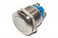 VANDAL PROOF PUSH-BUTTON SWITCH 2A 48V