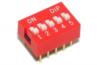 DIP SWITCH 5