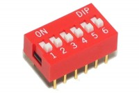DIP SWITCH 6