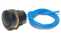 PUSH-BUTTON SWITCH IP67 0,1A 50VDC BLACK