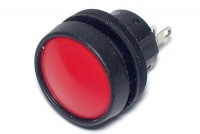 PUSH-BUTTON SWITCH (ON/ON) IP67 5A 250VAC RED