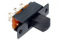 SLIDE SWITCH DPDT