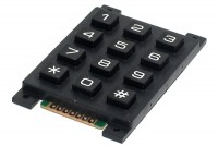MATRIX KEYBOARD 3x4