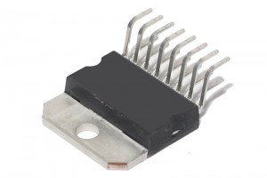 INTEGRATED CIRCUIT MOTOR L298