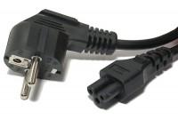 POWER CORD IEC C5 (IBM) BLACK 5m