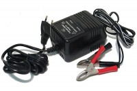 AUTOMATIC LEAD ACID CHARGER FOR 2/6/12V BATTERIES