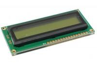 LCD-NÄYTTÖ 1x16 (matala malli)