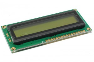 LCD DISPLAY 1x16