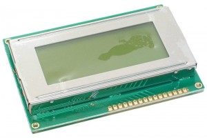 LCD DISPLAY 4x16 WITH LED BACKLIGHT