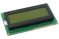 LCD DISPLAY 4x20 WITH LED BACKLIGHT