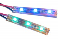 SMD LED STRIP YELLOW 5cm