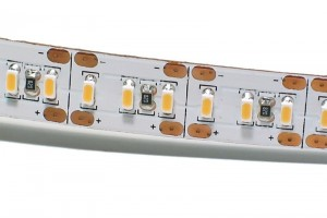 SMD LED STRIP HYPERBRIGHT OUTPUT WARM WHITE 1,5cm