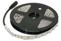 LED STRIP COLD WHITE 6000K 48W 910lm IP20 5m reel