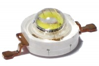 POWER LED 3W EMITTER COLD WHITE
