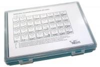 SOLDERLESS TERMINAL ASSORTMENT 32x 20pcs 640pcs