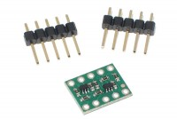 BIDIRECTIONAL LOGIC LEVEL CONVENTER 4-CH 1,7...18V