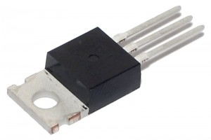 VOLTAGE REGULATOR TO220 0,5A +5,0V -40/125°C