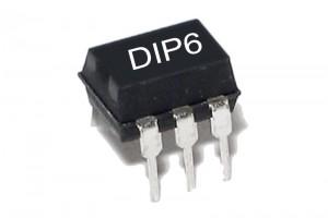 OPTOCOUPLER 4N46 DIP6
