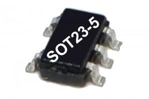 VOLTAGE REGULATOR SMD 50mA +3,3V SOT23-5