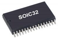 SRAM MEMORY IC 512Kx8 55ns SOP32