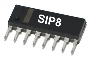 INTEGRATED CIRCUIT OPAMPD M5218