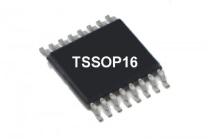 MIKROPIIRI RS232 MAX3221 TSSOP16