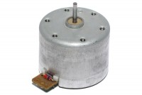 TAPE RECORDER MOTOR 12V CLOCKWISE