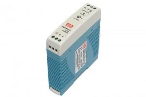 DIN-RAIL SMPS 20W 12VDC 1,67A