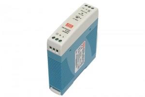 DIN-RAIL SMPS 24W 24VDC 1,0A