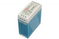 DIN-RAIL SMPS 60W 12VDC 5A