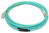 MULTIMODE OM3 SC-LC DUPLEX PATCHCORD TWIN 5m