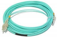 MULTIMODE OM3 SC-SC DUPLEX PATCHCORD TWIN 10m
