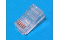 RJ45 CONNECTOR FOR CAT5-UTP SOLID CABLE