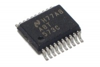 TTL-LOGIC IC LATCH 74573 ABT-FAMILY SO20