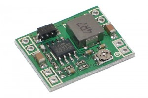 STEP-DOWN DC/DC CONVERTER 0,8-20V 1,8A (MP1584)