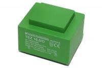 PCB TRANSFORMER 16VA 2x 9V