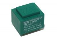 PCB TRANSFORMER 2,0VA 1x 12V