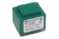 PCB TRANSFORMER 2,0VA 2x 6V