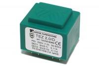 PCB TRANSFORMER 2,0VA 2x 9V