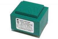 PCB TRANSFORMER 4,0VA 2x 15V