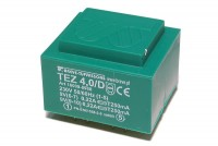 PCB TRANSFORMER 4,0VA 2x 9V