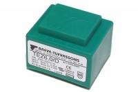 PCB TRANSFORMER 6,0VA 2x 9V