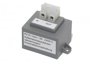 TRANSFORMER INRUSH CURRENT LIMITTER