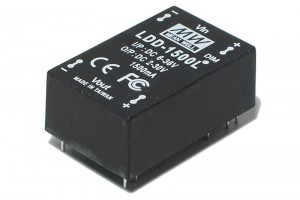 PWM DIMMABLE POWER LED CC-SOURCE 1500mA 6-36V