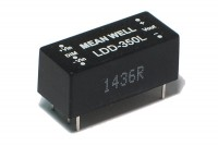 PWM DIMMABLE POWER LED CC-SOURCE 350mA 9-36V