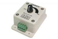 PWM DIMMER FOR 12-24V 8A POWER LEDS