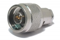 N CONNECTOR MALE SOLDERABLE RG316/174 (50ohm)