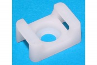 CABLE TIE HOLDER 16x23mm Ø6,3mm
